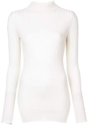 Apiece Apart ribbed knit sweater