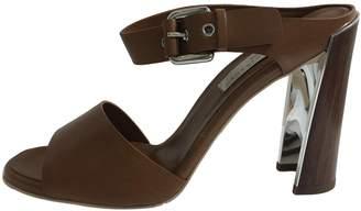 Stella McCartney Stella Mc Cartney Leather Sandals