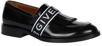Givenchy Logo Loafers