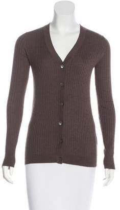 Vince Knit Button-Up Cardigan