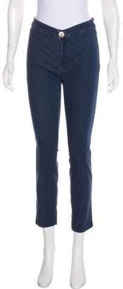 Max Mara Weekend Mid-Rise Skinny Jeans