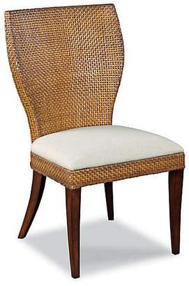 One Kings Lane Ashba Side Chair - Umber