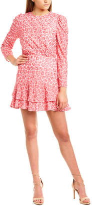 Talulah Embroidered A-Line Dress