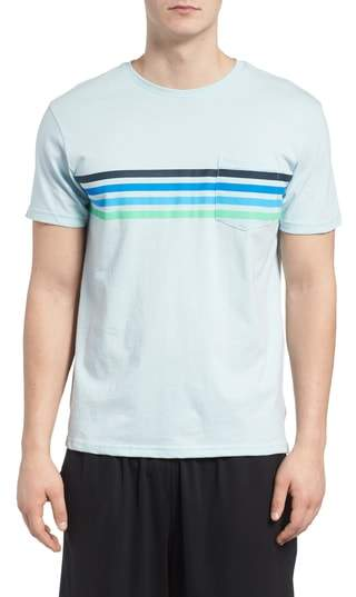 Team Stripe Pocket T-Shirt