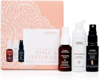 Aveda Style & Texturise Travel Essentials Set