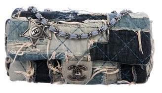 Chanel Paris-Dallas Denim Flap Bag