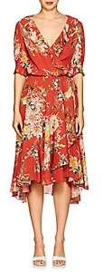 Icons Women's Cha Cha Floral Wrap Dress