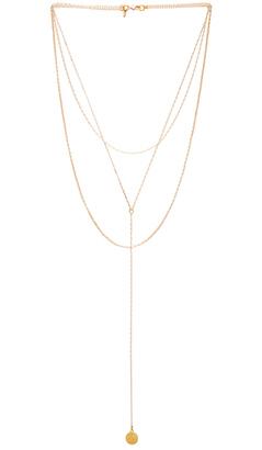 Vanessa Mooney x REVOLVE 3 Layered Necklace $51 thestylecure.com