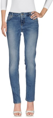 Liu Jo Denim pants - Item 42555389ED