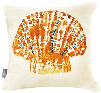 SARA B Sara B Seashell Square Pillow