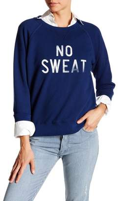 MOTHER The Square Crewneck Sweater $148 thestylecure.com