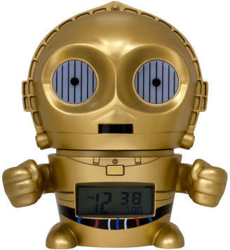 Star Wars BulbBotz C-3PO Clock