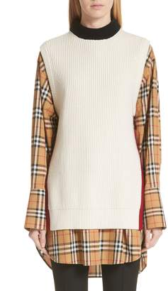 Burberry Knox 55 Wool & Cashmere Sweater