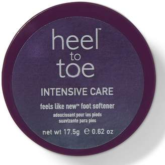 Heel to Toe Feels Like New Foot Softener