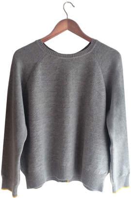 Lowie Grey Cashmere Jumper - S - Grey