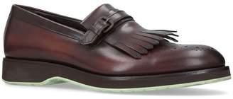 Harry's of London Gabriel Fringe Loafers
