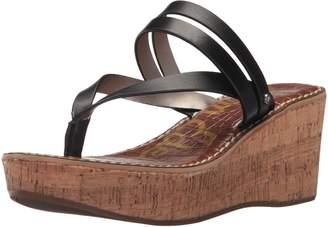 6dee42cb16da Sam Edelman Women s Rasha Wedge Sandal