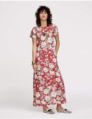 Alpina La Doublej Swing Dress - Stella Rosa In Silk