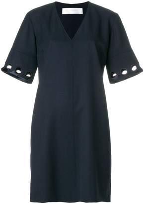 Victoria Beckham Victoria cutout sleeve shift dress