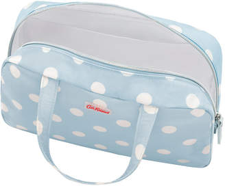 Cath Kidston Button Spot Classic Wash bag with Grab Handle