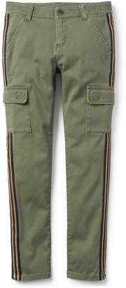Crazy 8 Crazy8 Sparkle Stripe Cargo Pants