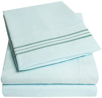 1500 Supreme Collection Extra Soft King Sheets Set