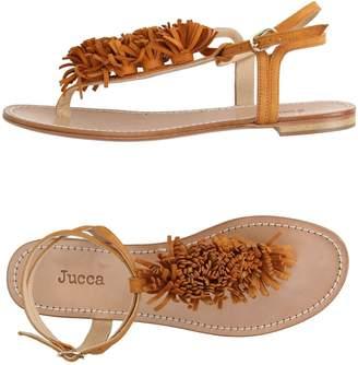 Jucca Toe strap sandals