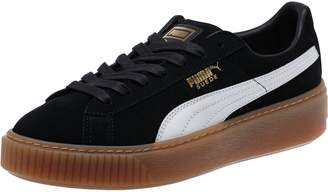 Suede Platform Core Women's Sneakers