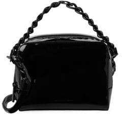 KENDALL + KYLIE Lucy Patent Shoulder Bag