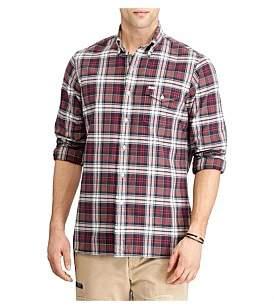 Polo Ralph Lauren The Iconic Plaid Oxford Shirt