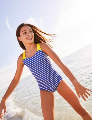 Boden Racer-back Swimsuit