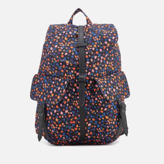 Herschel Women's Dawson Xtra Small Backpack - Black Mini Floral