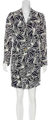 Sonia Rykiel Printed Skirt Suit