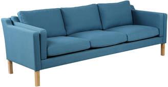 808 Home Monroe Mid-Century Modern Sofa