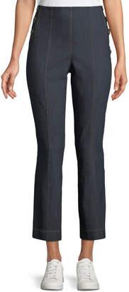 Cinq à Sept Tous Les Jours Chantal Straight-Leg Denim Pants
