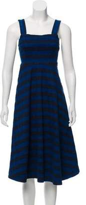 Tracy Reese Sleeveless Midi Dress w/ Tags