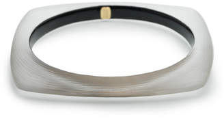 Alexis Bittar Soft Square Bangle Bracelet
