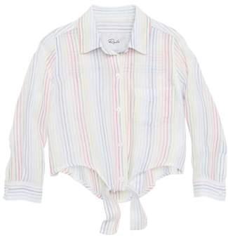 Rails Valerie Tie Front Shirt