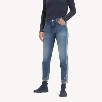 d19ad08b Tommy Hilfiger Cropped Jeans For Women - ShopStyle UK