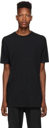 11 By Boris Bidjan Saberi Black Dont T-Shirt