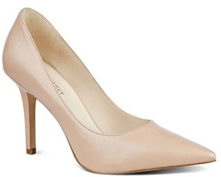 Women's Nine West 'Jackpot' Pointy Toe Pump $78.95 thestylecure.com