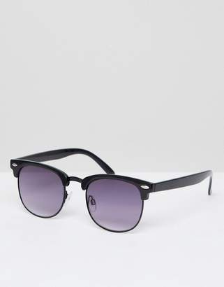 A. J. Morgan Aj Morgan AJ Morgan retro sunglasses in black