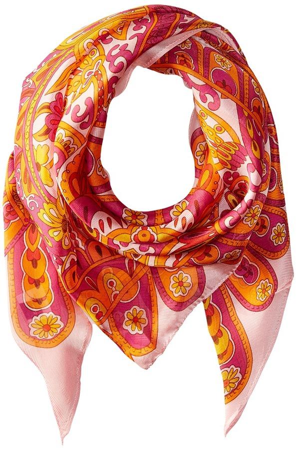 Echo Design - Baracoa Silk Triangle Scarf Scarves