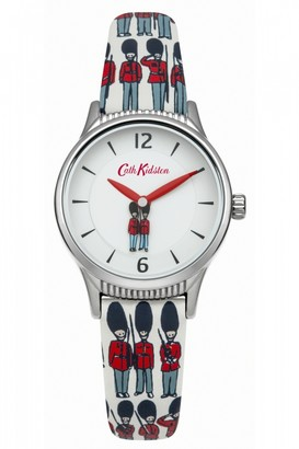 Cath Kidston Ladies Guards Rotating Disc Strap Watch CKL011ES