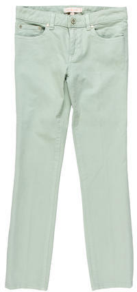 Tory BurchTory Burch Cropped Straight-Leg Jeans w/ Tags