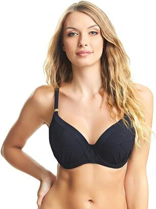 Fantasie Womens Ottawa Underwire Gathered Moulded Bikini Top
