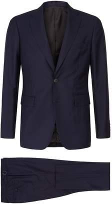 Burberry Slim Fit Two-Piece Suit