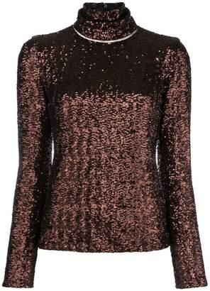 Gianluca Capannolo sequinned sweatshirt