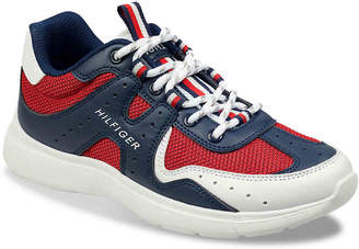 d29d65fdce8d Tommy Hilfiger Red Women s Sneakers - ShopStyle