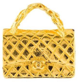 Chanel Flap Purse Pendant